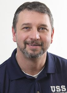 USS Project Manager JJ Ebarb