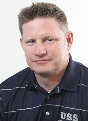 USS Project Manager Troy Shepherd